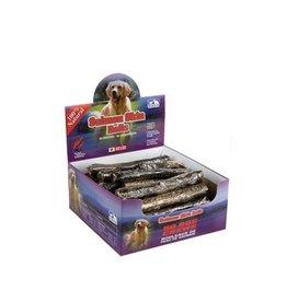 Snack 21 Salmon Skin Rolls