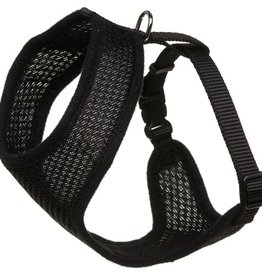 Coastal Coastal Adjustable Mesh Cat Harness Black