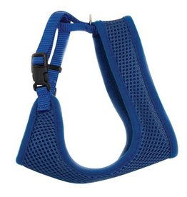 Coastal Coastal Adjustable Mesh Cat Harness Blue