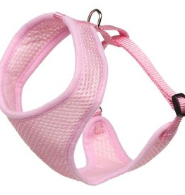 Coastal Coastal Adjustable Mesh Cat Harness Pink
