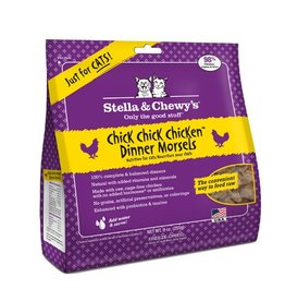 Stella & Chewy's Stella & Chewy's Freeze Dried Cat Chick, Chick, Chicken Dinner 8oz