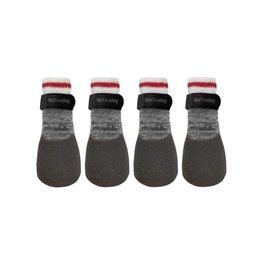 Fou Fou Dog Fou Fou Dog Heritage Rubber Dipped Socks