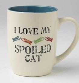 Petrageous Petrageous One Spoiled Cat Mug 24oz