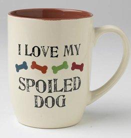 Petrageous Petrageous One Spoiled Dog Mug 24oz