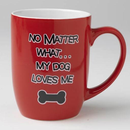 Petrageous Petrageous No Matter What Mug 24oz