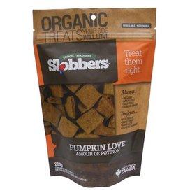 Slobbers Slobbers Organic Pumpkin Love 200g