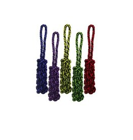 MultiPet MultiPet Nuts for Knots Rope Tug with Stick