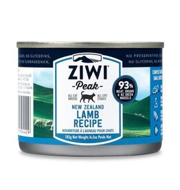 ZiwiPeak ZiwiPeak Daily Cusine Cat Can Lamb 185g