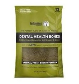 Indigenous Dental Health Bones Original Fresh Breath Bone 17oz