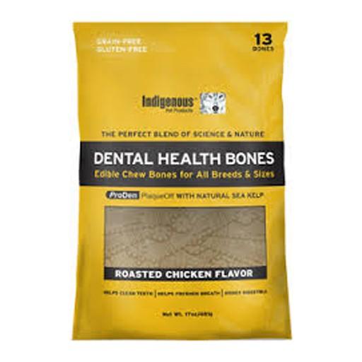 Indigenous Dental Health Bones Roasted Chicken 17oz