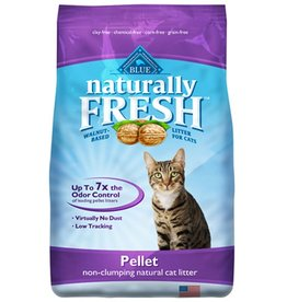 Blue Naturally Fresh Pellet Cat Litter (Non-Clumping) 6.35kg