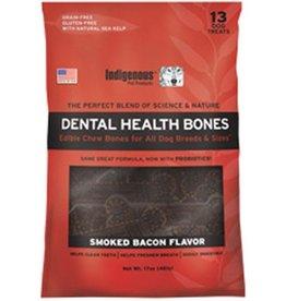 Indigenous Dental Health Bones Bacon Formula 17oz