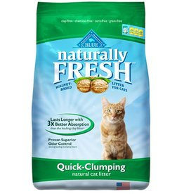 Blue Naturally Fresh Quick Clumping Cat Litter 6.35kg