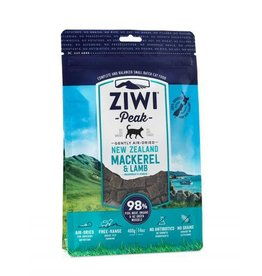 ZiwiPeak ZiwiPeak Daily Cusine Cat Pouch Mackerel & Lamb 400g