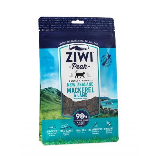 ZiwiPeak ZiwiPeak Daily Cuisine Cat Pouch Mackerel & Lamb 400g