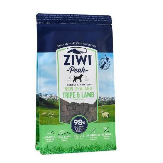 ZiwiPeak ZiwiPeak Daily Cuisine Dog Pouch Tripe & Lamb 454g