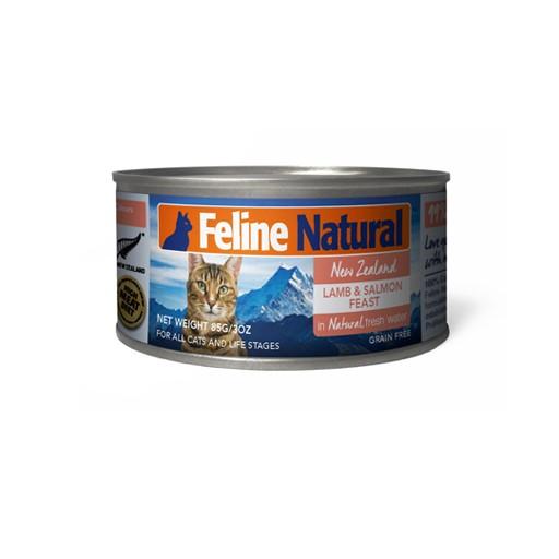K9 Natural K9 Natural Cat Can Lamb & Salmon 6oz