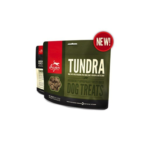 Orijen Orijen Dog Freeze Dried Treat Tundra 42.5g