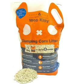 Rufus & Coco Rufus & Coco Wee Kitty Clumping Corn LItter 4kg