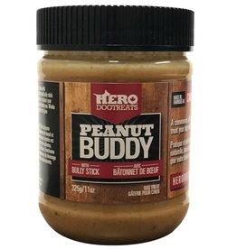 Hero Dog Treat Hero Dog Treats Peanut Buddy Peanut Butter with Bully Stick 365g