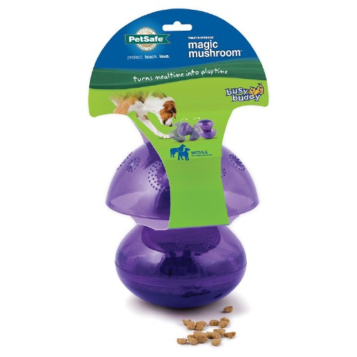 Busy Buddy Magic Mushroom M/L