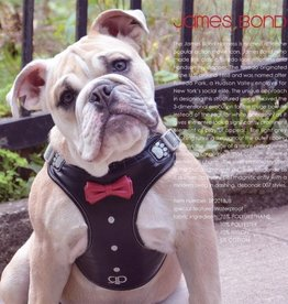 Pretty Paw Designer Harness James Bond