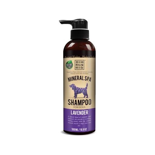 Reliq Reliq Mineral Spa Shampoo Lavender 500ml