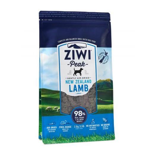 ZiwiPeak ZiwiPeak Daily Cusine Dog Pouch Lamb 454g