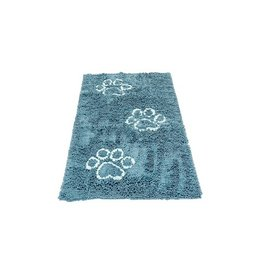 Dog Gone Smart Dirty Dog Doormat Floor Runner Pacific Blue 60x30""