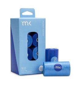 Modern Pet Brands Modern Pet Brand Poop Bags Blue & Light Blue 160ct