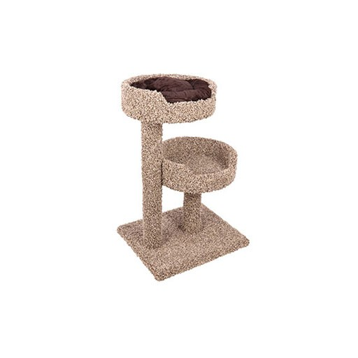Ware Manufacturing Ware Furniture Two Story Perch w/Donut Bed