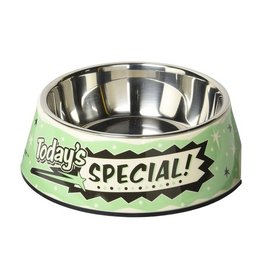 Punchline Pet Punchline Pet Today's Special Dog Bowl Medium