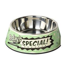 Punchline Pet Punchline Pet Today's Special Dog Bowl Large