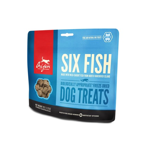Orijen Orijen Dog Freeze Dried Treat 6 Fish 42.5g
