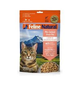 K9 Natural K9 Feline Natural Freeze Dried Lamb & Salmon 320g