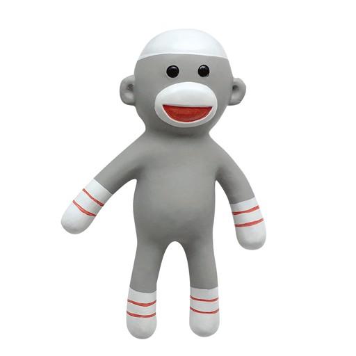 Fou Fou Dog Fou Fou Latex Heritage Toy Monkey