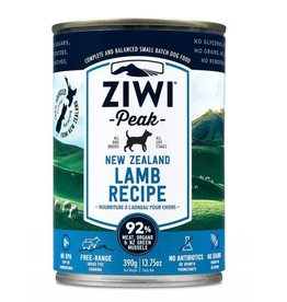 ZiwiPeak ZiwiPeak Daily Cusine Dog Can Lamb 390g (New)
