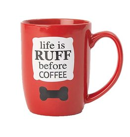Petrageous Life is Ruff Mug 24oz