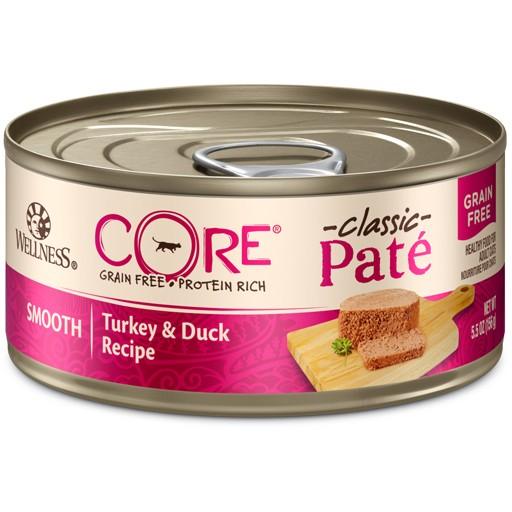 Wellness Wellness Cat CORE Can Turkey & Duck 5.5oz