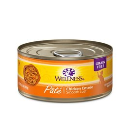 Wellness Wellness Cat Can Chicken 5.5oz