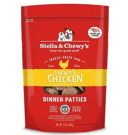 Stella & Chewy's Stella & Chewy's Freeze Dried Chicken Dinner 14oz