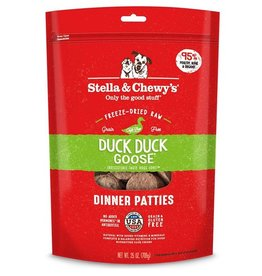 Stella & Chewy's Stella & Chewy's Freeze Dried Duck, Duck, Goose Dinner 14oz