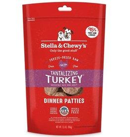 Stella & Chewy's Stella & Chewy's Freeze Dried Tantalizing Turkey Dinner 15oz