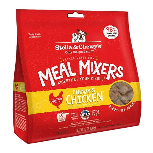 Stella & Chewy's Stella & Chewy's Freeze Dried Meal Mixers Chicken 3.5oz