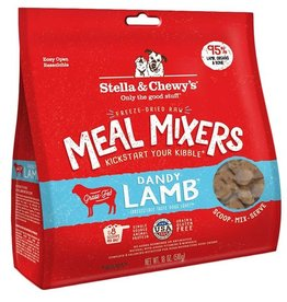 Stella & Chewy's Stella & Chewy's Freeze Dried Meal Mixers Lamb 3.5oz
