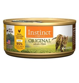 Nature's Variety Instinct Feline Can Chicken 5.5oz