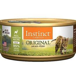 Nature's Variety Instinct Feline Can Venison 5.5oz
