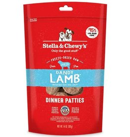 Stella & Chewy's Stella & Chewy's Freeze Dried Dandy Lamb Dinner 25oz