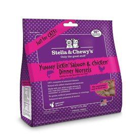 Stella & Chewy's Stella & Chewy's Freeze Dried Cat Salmon & Chicken Dinner 8oz