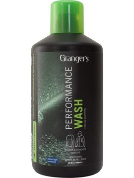 Grangers PERFORMANCE WASH 1 LITRE
